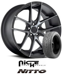 Custom Wheel and Tire Packages